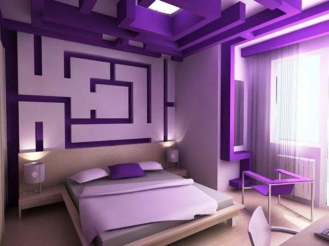 combinație de culori în design interior