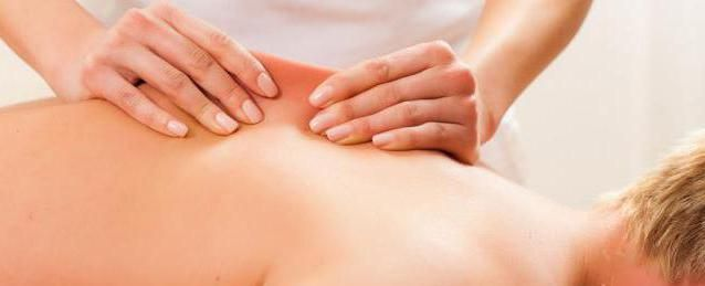 tehnica de masaj de țesut conjunctiv