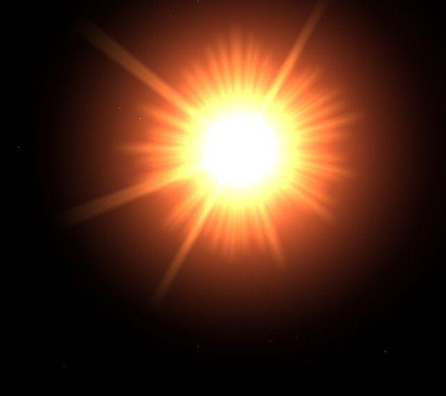 cea mai apropiată stea de pe pământ