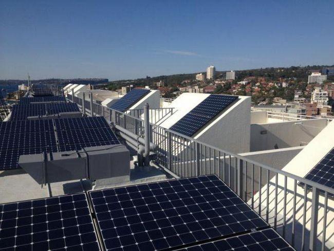 солнечные батареи для квартиры в многоквартирном доме