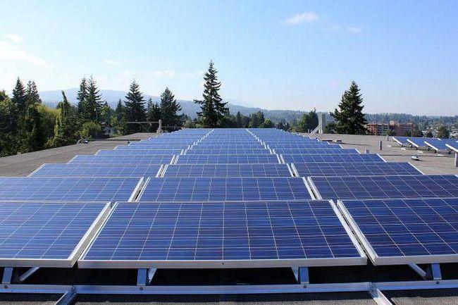 как установить солнечные батареи в квартире