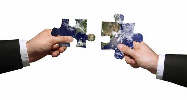 Cooperarea este calea către succes