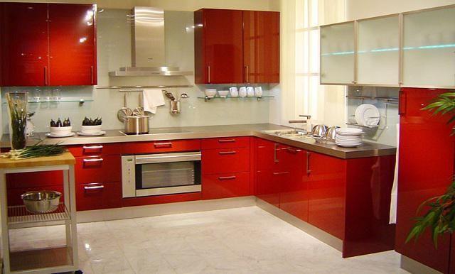 tipuri de mobilier de bucătărie