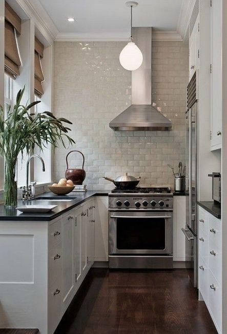 Bucătărie mică de 6 mp M fotografie
