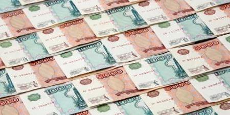 Banii ruși