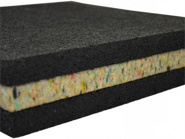 materiale de izolare fonică