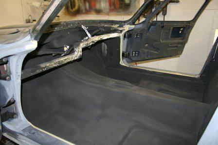 materiale izolante fonic pentru autoturisme