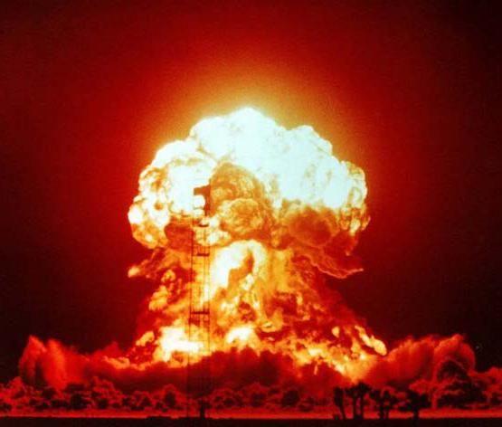 tipuri de arme nucleare