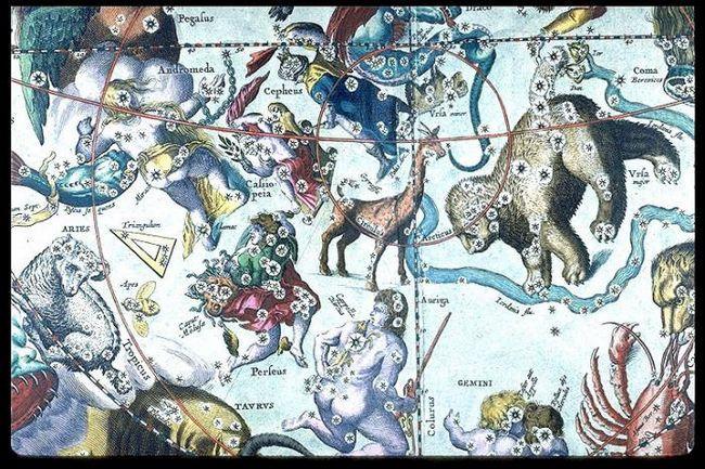 legendele constelațiilor