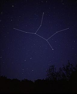 ce arata constelatiile
