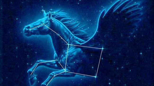 constelații ale cerului de toamnă pentru copii