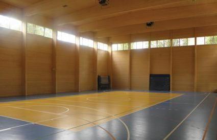 facilități sportive