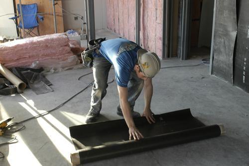 materiale izolate fonic pentru pereți