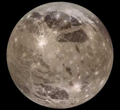 satelit ganymede