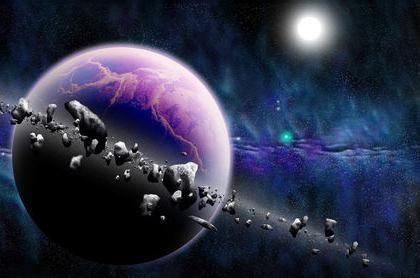 sateliții planetei pluton