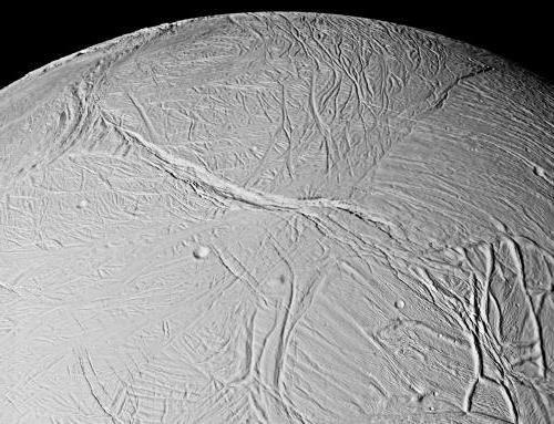 există viață pe enceladus