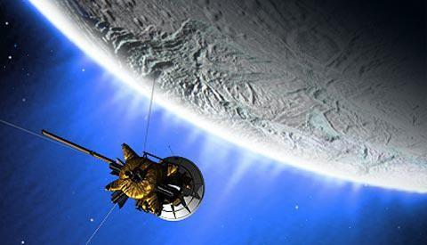 însoțitor saturn enceladus scurtă descriere