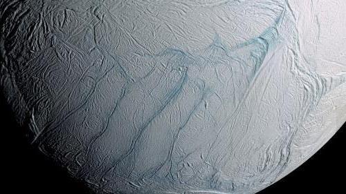 ocean pe enceladus