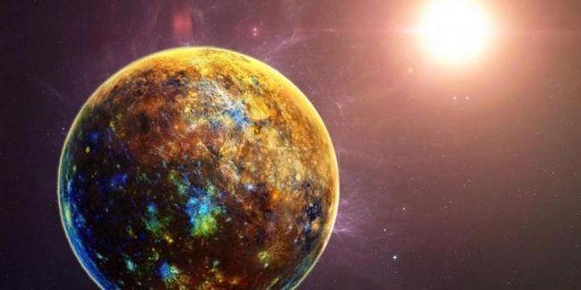 caracteristicile planetelor sistemului solar