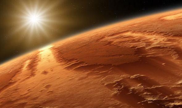 caracteristică planetelor clasei Sistemului Solar 5