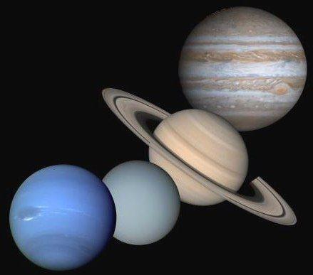 o scurtă descriere a planetelor sistemului solar