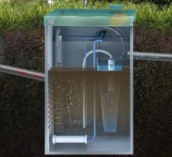 tehnologia unei stații biologice de tratare a apelor reziduale