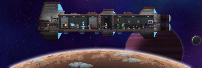 echipa de administrare starbound