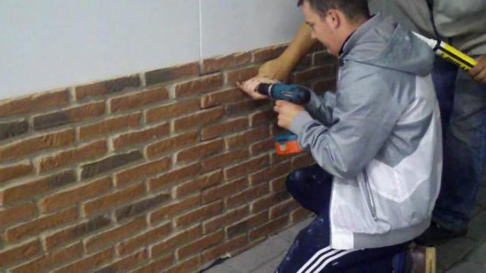 panou de pereți din cărămidă