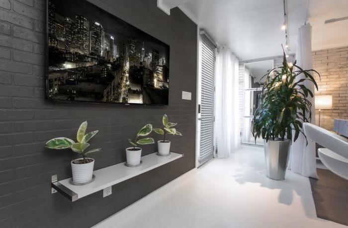 panouri de perete pentru fotografie din cărămidă