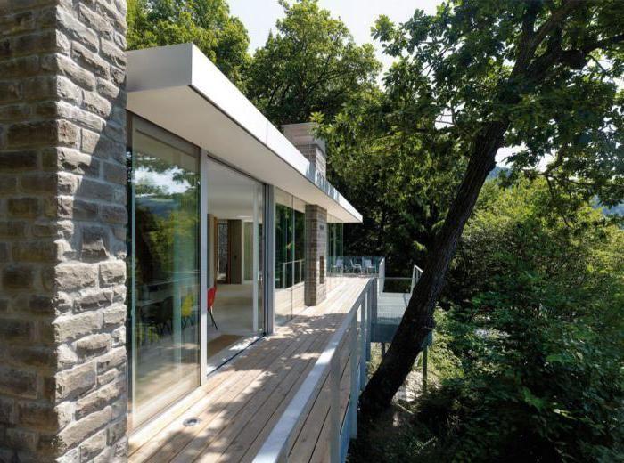 pereți exteriori pentru cărămidă
