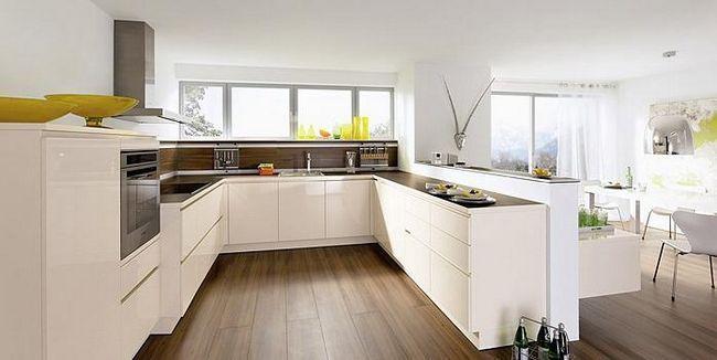 Fabrica de mobilă elegant bucătării