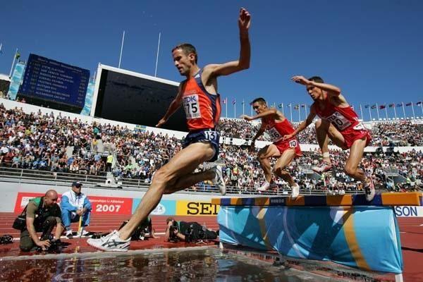 Steeplechase sau alerga cu obstacole