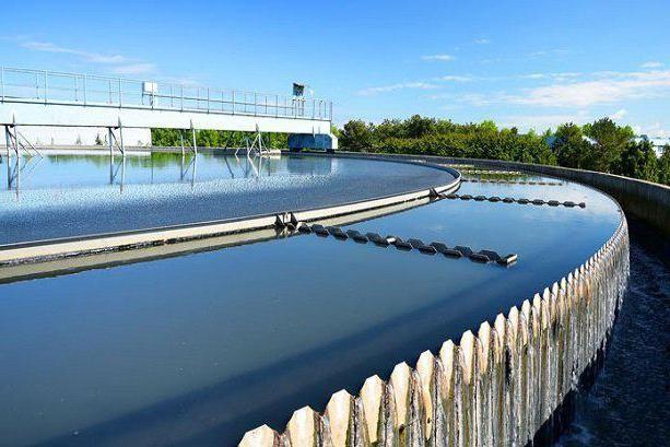 Tratarea apei uzate a întreprinderilor industriale