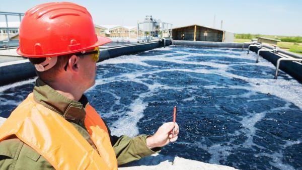 Canalizare a întreprinderilor industriale și purificarea acestora