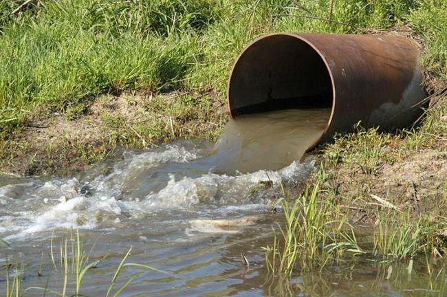 MPC a apelor uzate ale întreprinderilor industriale din SanPiN din Federația Rusă