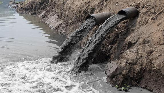 Compoziția apelor uzate a întreprinderilor industriale