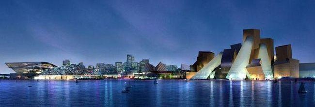 Capitala Emiratelor Arabe Unite