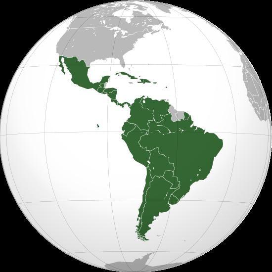 dezvoltarea țărilor din America Latină