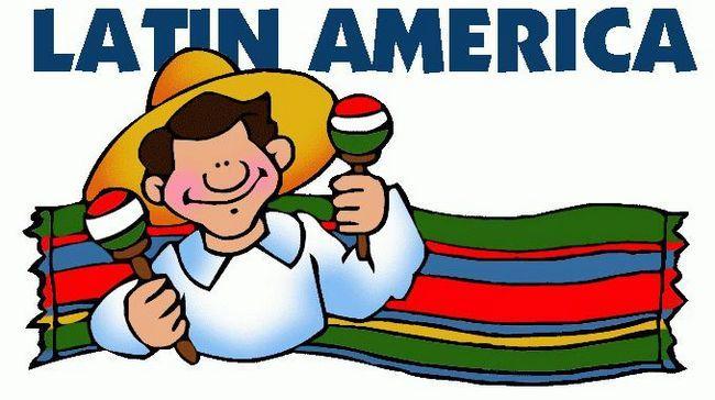 caracteristicile țărilor din America Latină