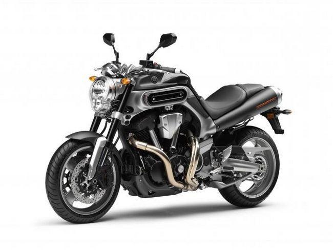 Swift și elegant Yamaha MT 01