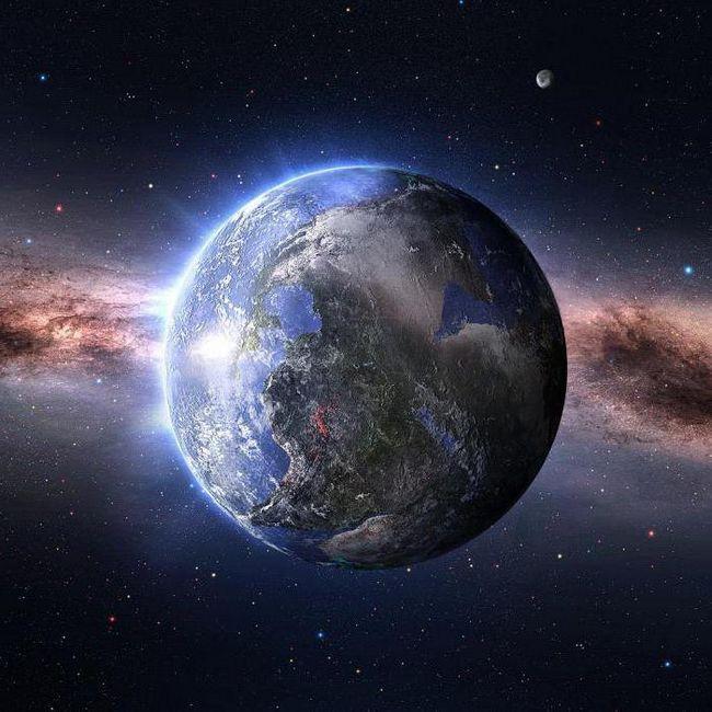 structura atmosferei pământului prin straturi