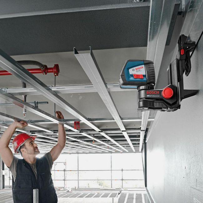 Nivel de construcție a laserului