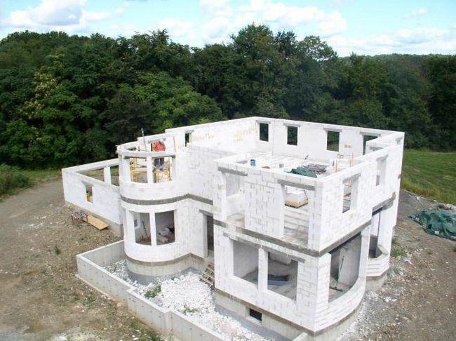 care gaz bloc este mai bine pentru construirea unei case