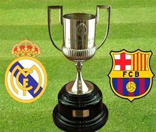 Super Cupa Spaniei - gara pentru doi