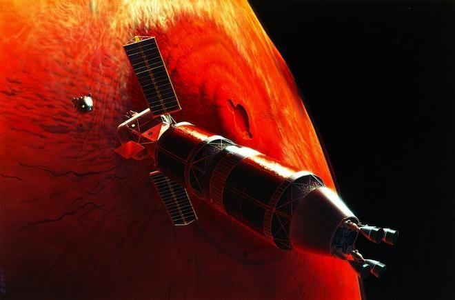 Pe Marte găsim viață