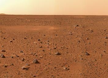 Deșertul marțian