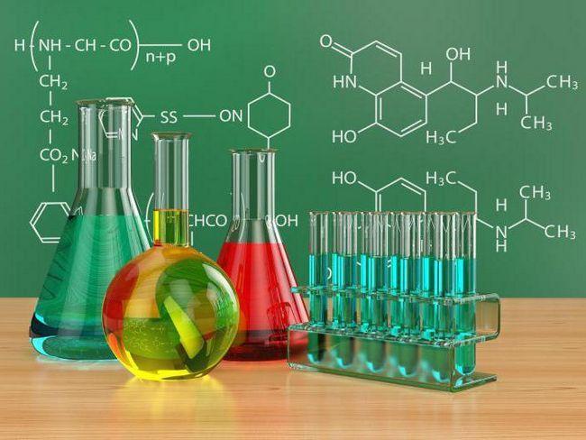 legea conservării formulei de chimie a substanțelor în masă