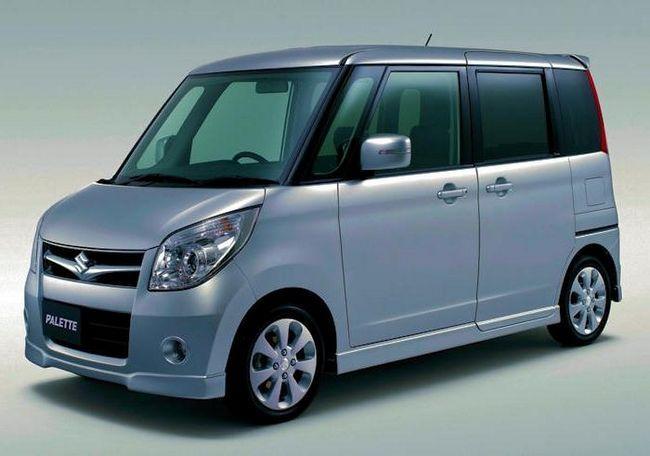Suzuki Wagon R - mașină japoneză super-economică pentru cetățeni europeni