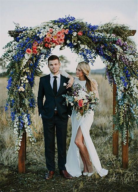 Arcul de nunta. Cum să faci și să decorezi?