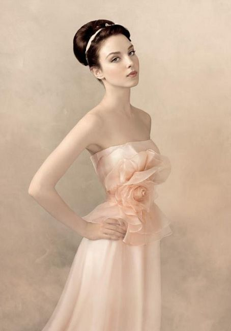 свадебные платья Papilio
